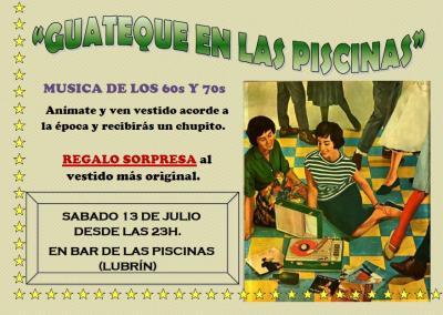 GUATEQUE - Bar Las Piscinas -