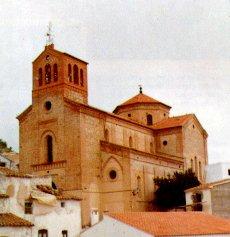 Cultura; Iglesia Parroquial de Nuestra Señora del Rosario