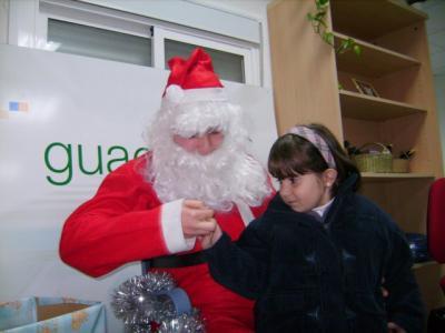 Papa Noel en guadalinfo