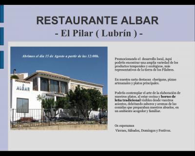 Restaurante ALBAR